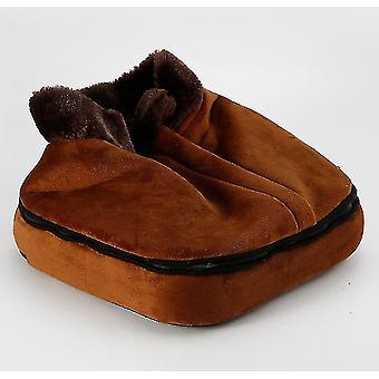 2 in 1 Unisex Heating Massage Boots Heating waterproof warm boots