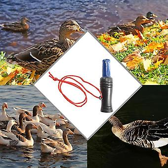 Fishing baits lures duck call hunting whistle decoy imitate pheasant voice hunting with rope