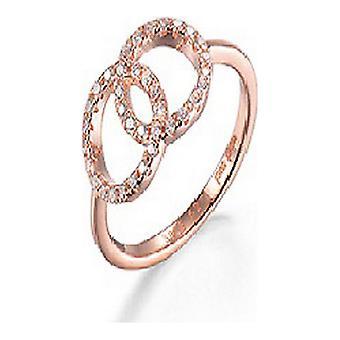 Dames ring Folli Follie 3R16S028RC-52 (Maat 12)
