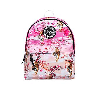 Hype Blossom Tiger Backpack