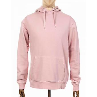 Colorful Standard Organic Cotton Hooded Sweat - Faded Pink