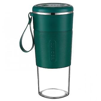 Portable Blendermini Shakes Juicer Cup Usb Rechargeable