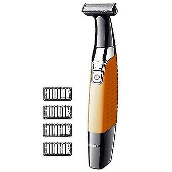 Electric razors washable oneblade body shaver face electric shaver for men edge razor man hair cleaning shaver beard