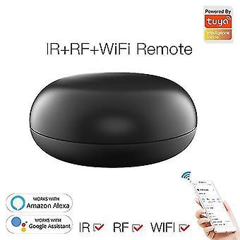 Tuya wifi rf + ir Universalfernbedienung rf Appliances tuya / smart life app Sprachsteuerung für