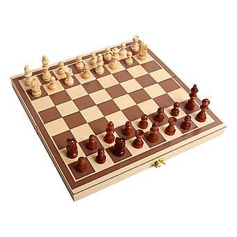 子供のためのチェス磁気ポータブルチェス