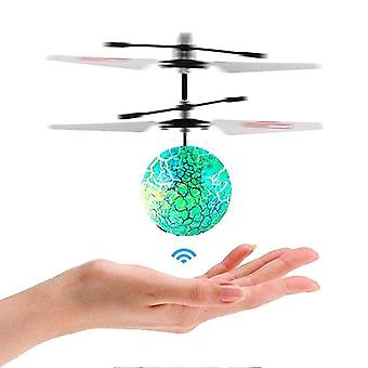 Lietajúca helikoptéra na loptu