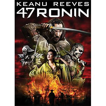 47 Ronin [DVD] USA import