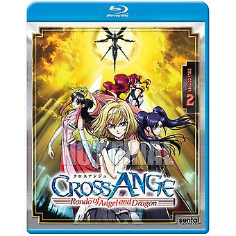 Cross Ange 2 [Blu-ray] USA import