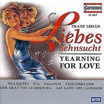 F. Lehar - Franz Leh R: Yearning for Love [CD] USA import