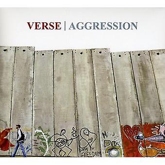 Verse - Aggression [CD] USA import