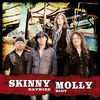 Skinny Molly - Haywire Riot [CD] USA import