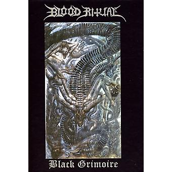 Blood Ritual - svart Grimoire [CD] USA import