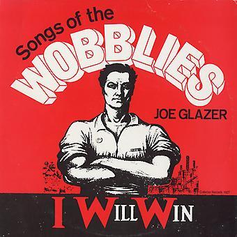 Joe Glazer - I Will Win: Songs of the Wobblies [CD] USA import