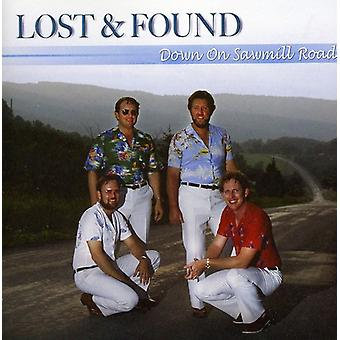 Lost & Found - Down on Sawmill Road [CD] USA import
