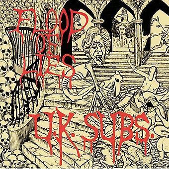 Uk Subs - Flood of Lies [Vinyl] USA import