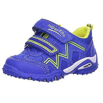 Superfit Boys Sport 4 Mini 233-85 Trainers Bluet Blue