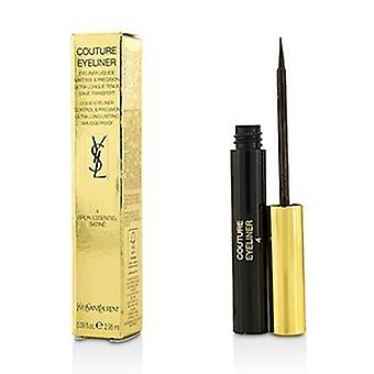 Yves Saint Laurent Couture Liquid Eyeliner - # 4 Brun Essentiel Satine - 2.95ml/0.09oz