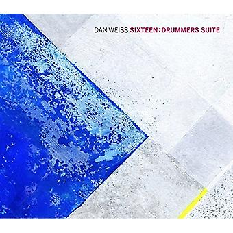 Dan Weiss - Sixteen [CD] USA import