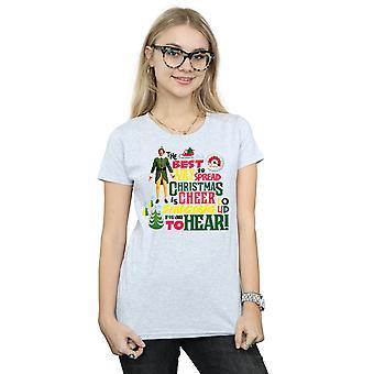 Elf Women's Christmas Cheer T-Shirt