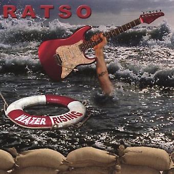 Ratso - vesi nousee [CD] USA tuonti