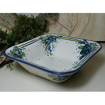 Dish, approx. 14 x 14 cm, height 4.50 cm, unique 40 - BSN 6571