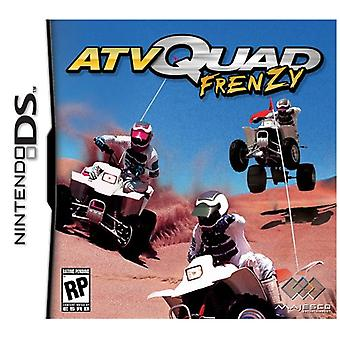 ATV Quad Frenzy (Nintendo DS) - New