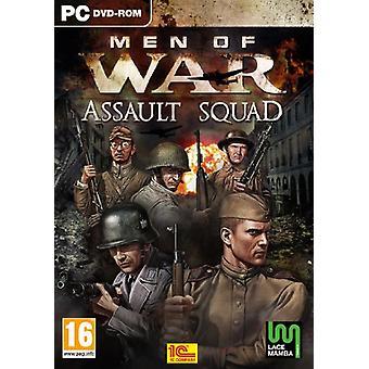Mannen van War Assault Squad (PC-DVD)-nieuw