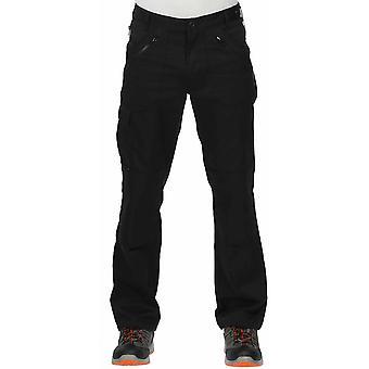 レガッタ メンズ カルマン マルチ Zip 耐久性のある撥水貨物ズボン