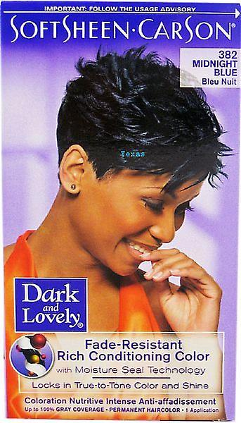 Dark & Lovely Conditioning Color Mid Night Blue 382