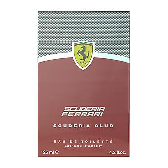 Scuderia Ferrari Scuderia Club Eau de Toilette Spray 3.4 Oz/100 ml neu In Box