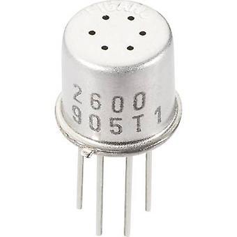 Figaro 183304 TGS-2600 Gas Sensor für Luft Qualität verschiedener Gase, Luftverschmutzung (Ø x H) 9,2 x 7,8 mm