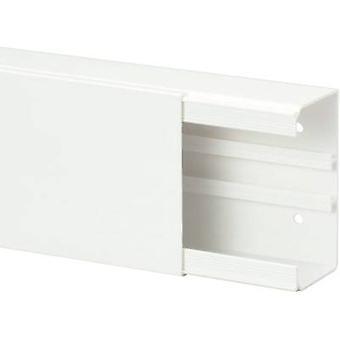Heidemann 09996 Cable duct (L x W x H) 2000 x 110 x 60 mm 1 pc(s) Pure white