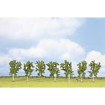 NOCH 25096 Tree set Beech 100 up to 100 mm Green 7 pc(s)