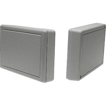 Strapubox 2218 GR Universal enclosure 102.5 x 61.5 x 18 Acrylonitrile butadiene styrene Grey 1 pc(s)