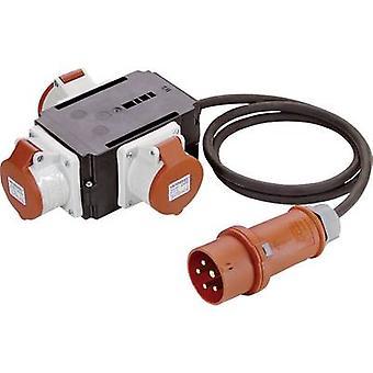 som - Schwabe CEE strøm distributør 60526 400 V 16 A