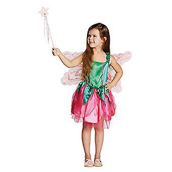 Fairy barn kostym med vingar för flickor fairy sagor