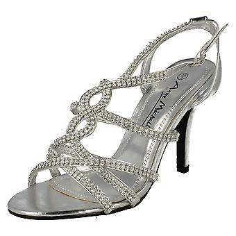 Kära Anne Michelle Diamante sandaler L3375