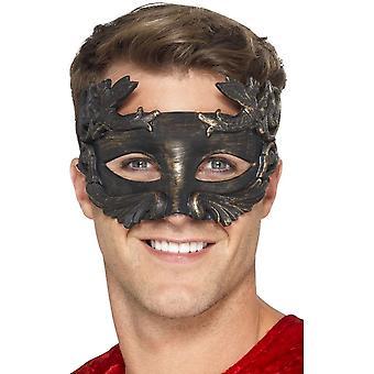 Smiffy's soturi Jumala metallinen Masquerade Eyemask