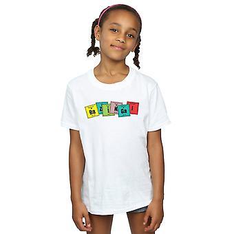 Teoria wielkiego podrywu dziewczyn Bazinga elementy T-Shirt
