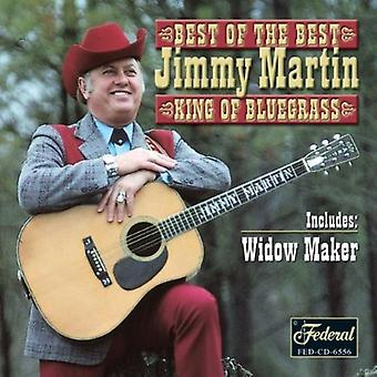 Jimmy Martin - Best of the Best [CD] USA import