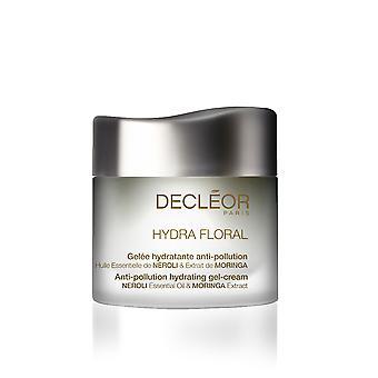 Decleor Hydra Floral anti-contaminación hidratante gel-crema