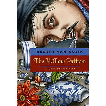 El patrón del sauce por Robert Van Gulik - libro 9780226848754