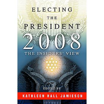 Valg af formand - 2008 - insidere opfattelse af Kathleen Hall Jensen