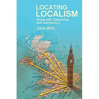 Finne Localism - statsmakt - statsborgerskap og demokrati av Jane Wil