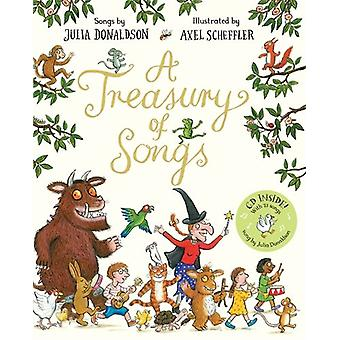 A Treasury of Songs by Julia Donaldson - 9781509846139 Book