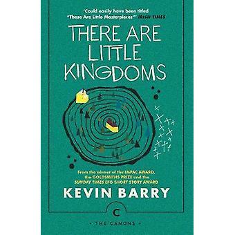 Es gibt kleine Königreiche von Kevin Barry - 9781786890177 Buch