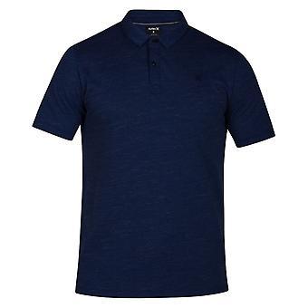Hurley Dri-Fit Coronado Polo Shirt in dunkelblau Htr