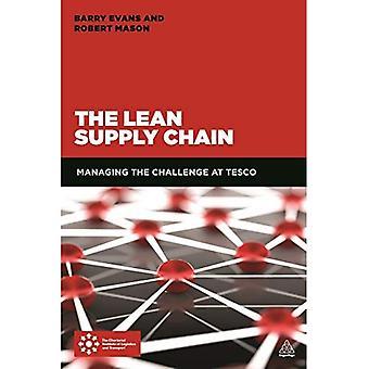 La chaîne d'approvisionnement maigre: Gestion le défi à Tesco