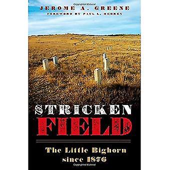 Zone sinistrée: Little Bighorn depuis 1876