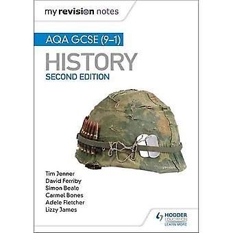 Notatene revisjon: AQA GCSE (9 - 1) Historie, Second edition (min revisjon notater)
